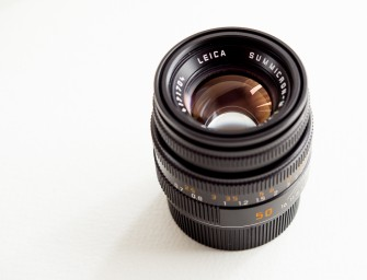 The Leica 50 summicron review
