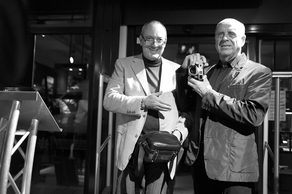 Joeri van der Kloet documented the release of the Leica MM Ralph Gibson edition