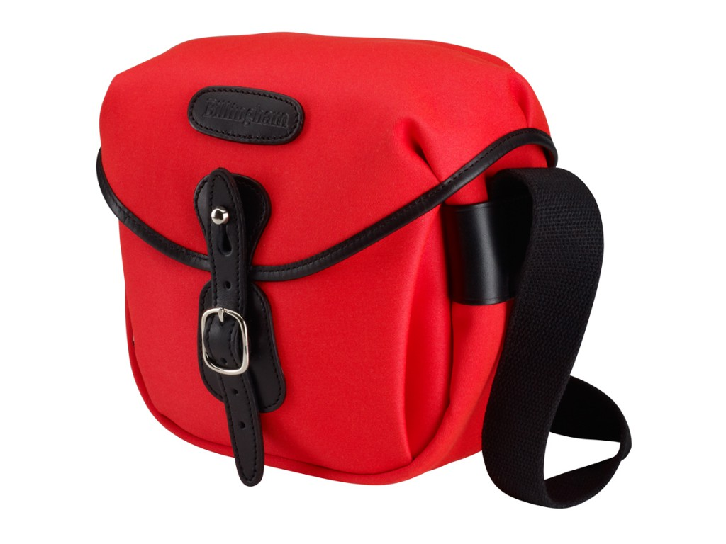Hadley Digital Neon Red & Black