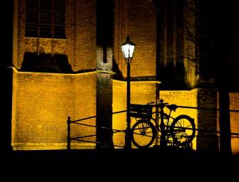 Night street photography workshop