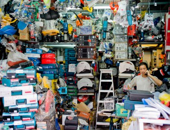 Tuesday Travel: find the shop owner
