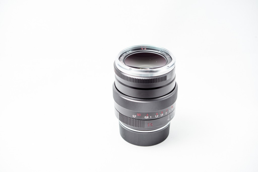 Zeiss ZM 35/1.4 review