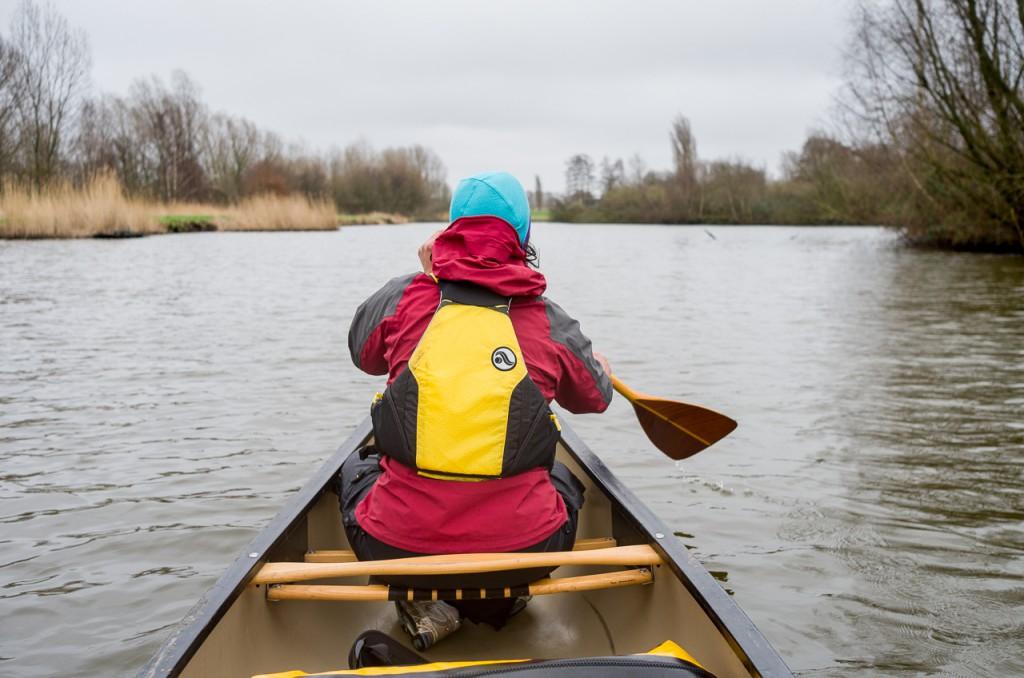 Anyone with a canoe, kayak or raft will love the X-U.