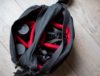 The Artisan and Artist ACAM-1000 camera bag review