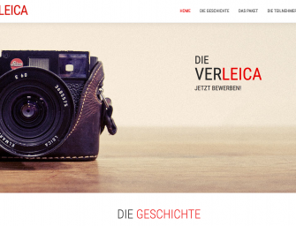 Rent a Leica M9… for free