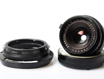 The Leica 35 Summicron v2 short review