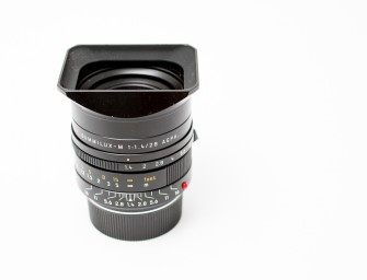 The Leica Summilux-M 28/1.4 review