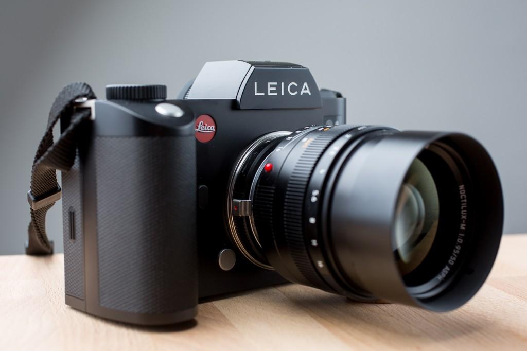The Leica SL