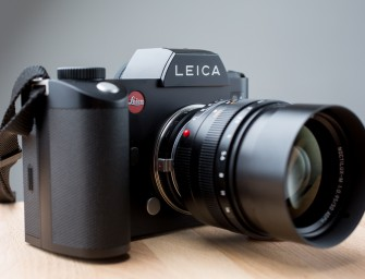 A new Leica for me: the SL