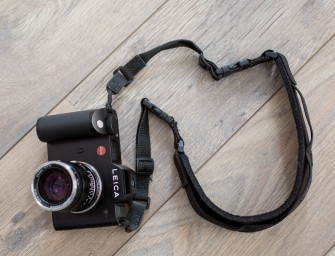 Why the Optech Pro Strap is the best Leica SL strap