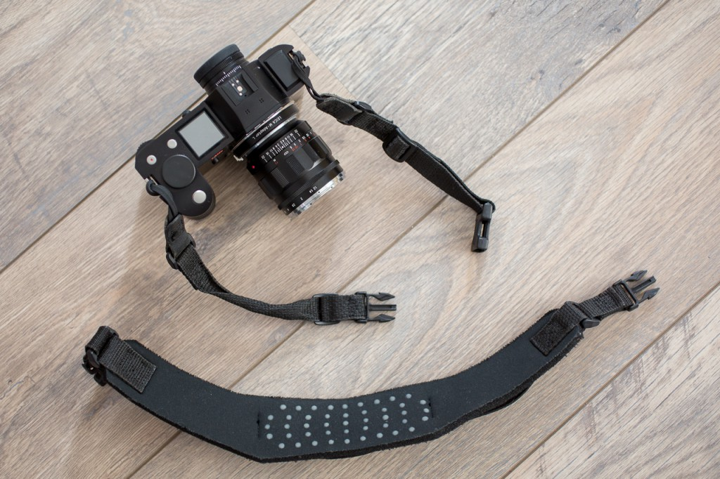 Now the Leica SL fits your tiny Billingham bag, but this is also brilliant for a video rig or Glidecam.