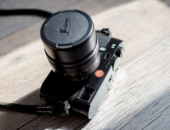 How to keep your Leica Noctilux pristine with use