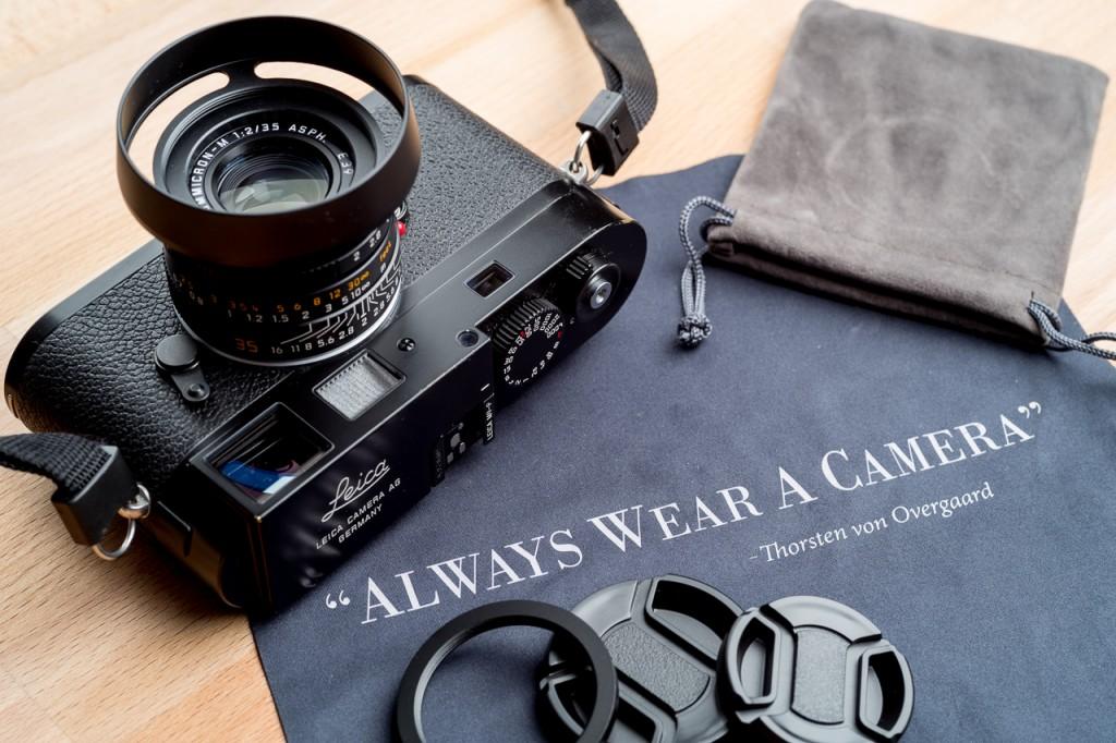 tvo Lens shades Leica M9P