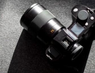 Here's the new Leica APO-Summicron-SL 75/2.0 APSH!