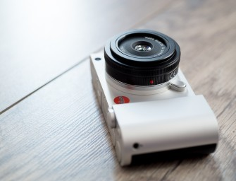 The Leica Elmarit-TL 18/2.8 ASPH is here!