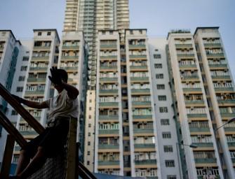 Streets of Hong Kong I