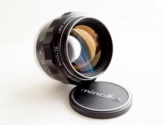The full Minolta MC Rokkor PG 58/1.2 review for Leica M240