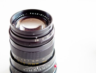 The Leica 90 tele-elmarit review. A fine vintage for a good price.