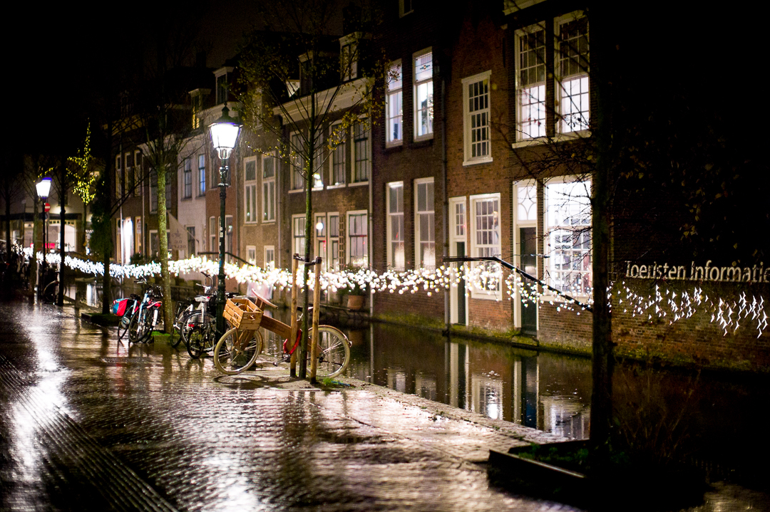 Delft with Leica Noctilux