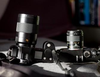 Erwin Puts says bye bye Leica