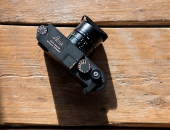 A quick look at the Leica M10-D