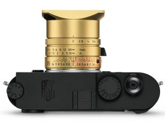 Leica M10-P for cinematographers