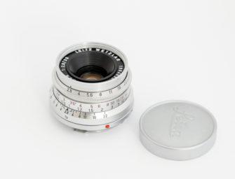 The Leica Summaron-M 35/2.8 short review